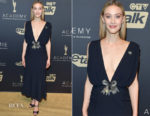 Sarah Gadon In Miu Miu - Gala Honouring Excellence in Creative Fiction Storytelling