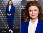 Susan Sarandon In Paul Smith - 'Bombshell: The Hedy Lamarr Story' London Screening