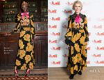 Trudie Styler In Gucci - BFI FLARE: LGBTQ+ Film Festival 2018 - 'Freak Show' Screening
