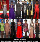 Which Was Your Favourite Lupita Nyong'o 'Black Panther' / Awards Season Look?