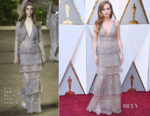 Zoey Deutch In Elie Saab Couture - 2018 Oscars