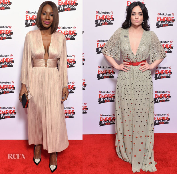 Empire Awards 2018 Red Carpet Roundup