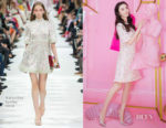 Fan Bingbing In Valentino, Zhang Shuai & Thom Browne - Fan Beauty Launch, Eyewear Promotion & HKSC's 30th Anniversary Ceremony