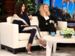 Mila Kunis In Monse - The Ellen DeGeneres Show