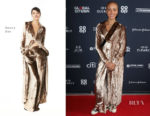 Adwoa Aboah In Emory Bee - Global Citizen Live London