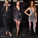 Alain Mikli x Alexandre Vauthier Eyewear Collaboration Launch Party