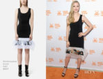 Amanda Seyfried In Christopher Kane - 3rd Annual Best Friends Animal Society New York City Gala