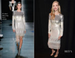 Amanda Seyfried In Prabal Gurung - 'Here We Go Again' CinemaCon Presentation