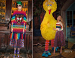 Blake Lively In Gucci & Marc Jacobs - Sesame Street