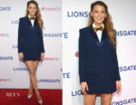 Blake Lively In Sonia Rykiel - 'A Simple Favor' CinemaCon Presentation