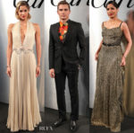 'Bold & Fearless' Santos de Cartier Watch Launch Red Carpet Roundup