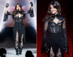 Camila Cabello In Agent Provocateur -  Never Be the Same Tour