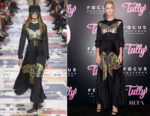 Charlize Theron In Christian Dior - 'Tully' LA Premiere