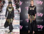 Charlize Theron In Christian Dior - 'Tully' LA Premiere