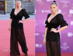 Chloe Grace Moretz In Valentino - 2018 Beijing International Film Festival