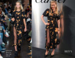 Chloe Sevigny In Simone Rocha - 'Bold & Fearless' Santos de Cartier Watch Launch
