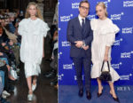 Chloe Sevigny In Simone Rocha - Montblanc Meisterstuck Le Petit Prince Event