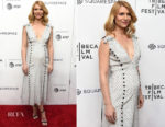 Claire Danes In Prabal Gurung - Tribeca Talks: Director's Series