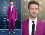 Dan Stevens In Paul Smith - Premiere Of FX's 'Legion' Season 2