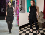Diane Kruger In Jason Wu - Micaela Erlanger's 'How to Accessorize' Book Dinner Celebration