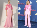 Eve In Prabal Gurung - 2018 ACM Awards