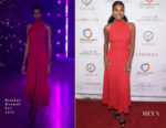 Gabrielle Union In Brandon Maxwell - 11th Annual Night of Opportunity