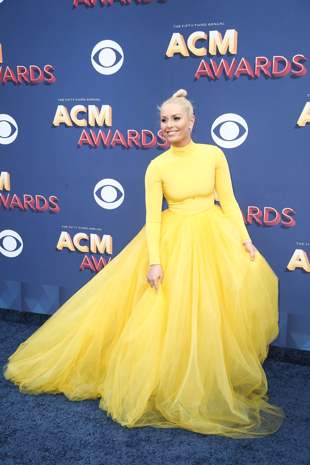 2018 ACM Awards Red Carpet Best-Dressed: Miranda Lambert