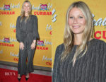 Gwyneth Paltrow In Retrofete - Pre-Broadway Opening Engagement Of 'Head Over Heels'