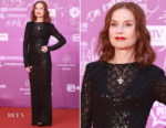 Isabelle Huppert In Saint Laurent - 2018 Beijing International Film Festival Closing Ceremony