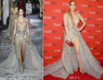 Jennifer Lopez In Zuhair Murad Couture - 2018 Time 100 Gala