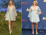 Julia Michaels In Paolo Sebastian Couture - 2018 ACM Awards
