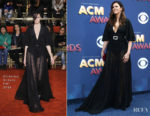 Karen Fairchild In Christian Siriano - 2018 ACM Awards