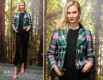 Karlie Kloss In Philosophy di Lorenzo Serafini & L'Agence - 'Iron School Talk' Session