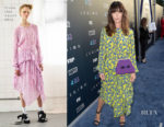 Katie Aselton In Preen Line - Premiere Of FX's 'Legion' Season 2