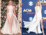 Kelsea Ballerini In Aadnevik - 2018 ACM Awards