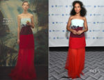 Kerry Washington In Delpozo - Lehman College 50th Anniversary Celebration & Leadership Awards Dinner