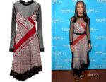 Kerry Washington's Altuzarra Kleber Layered Dress