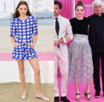 Kristine Froseth In Chanel - 'The Truth About the Harry Quebert Affair' Cannes Photocall & Screening