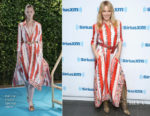 Kylie Minogue In Emilio Pucci - SiriusXM Studios