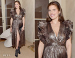 Lake Bell In Ulla Johnson - Beboe One Year Anniversary