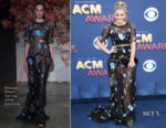 Lauren Alaina In Steven Khalil Couture - 2018 ACM Awards