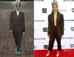 Leona Lewis In Marc Jacobs - Daily Front Row's 4th Annual Fashion Awards
