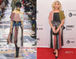 Lola Kirke In Christian Dior - 'Untogether'  Tribeca Film Festival Premiere