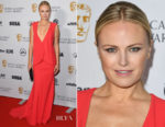 Malin Akerman In Greta Constantine - British Academy Game Awards