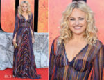 Malin Akerman In Missoni - 'Rampage' London Premiere