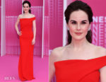 Michelle Dockery In Roland Mouret - 'The Truth About The Harry Quebert Affair' Cannes Screening