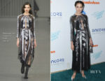 Michelle Monaghan In Temperley London - The Thirst Project's 9th Annual Thirst Gala