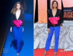 Naomie Harris In Gucci - 'Rampage' London Premiere