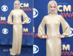 Nicole Kidman In Michael Kors Collection - 2018 ACM Awards