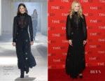 Nicole Kidman In Proenza Schouler - 2018 Time 100 Gala